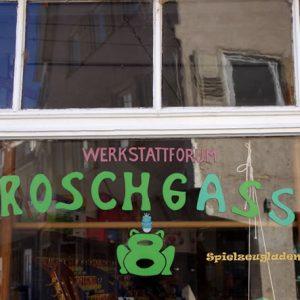 Spielzeugladen Froschgasse