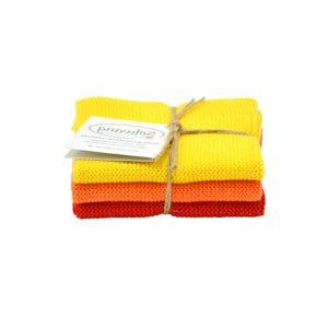 Gelb-Orange-Rot