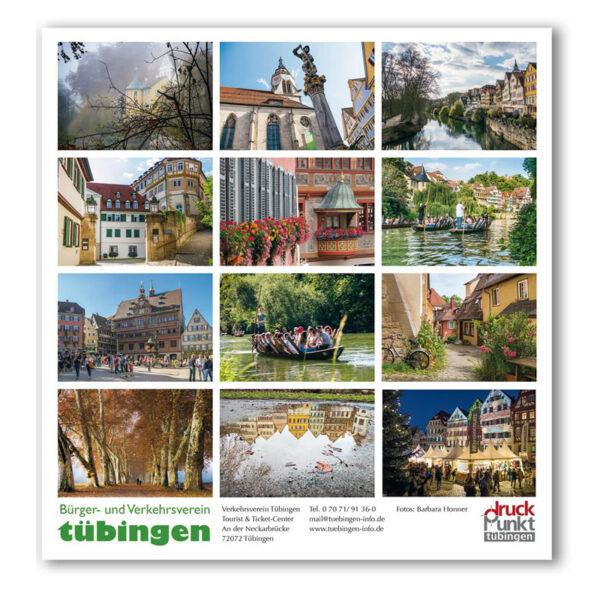 Tübingen Kalender 2021